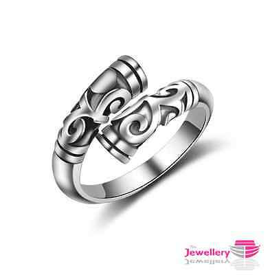 925 Sterling Silver Celtic Band Ring Jewellery Mens Womens Unisex Gifts Uk • 4.19£