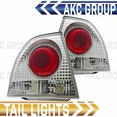 $44.99 • Buy Altezza Style Halo Ring Clear Lens Tail Light Lamps For 94-95 Honda Accord 2/4DR
