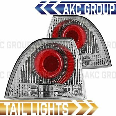 $52.99 • Buy Altezza Style Clear Lens Tail Light Lamps For 1994-1995 Honda Accord 2DR 4DR