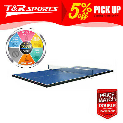 AU399.99 • Buy Tournament 25mm Ping Pong Table Tennis Top Pool Dinning Table Free Metro Post