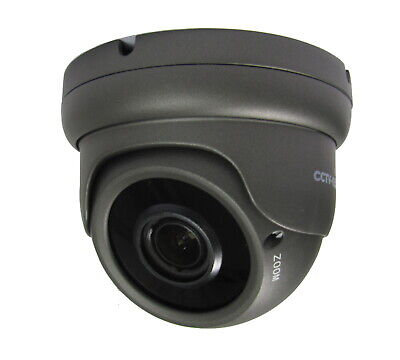£69.99 • Buy Outdoor Home Security Camera 5mp Hd Sony Cmos Ip Network Dome Varifocal Lens Poe
