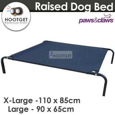 AU29.95 • Buy [2 Size]Heavy Duty Pet Puppy Dog Bed Rised Trampoline Hammock Frame Cot Cover
