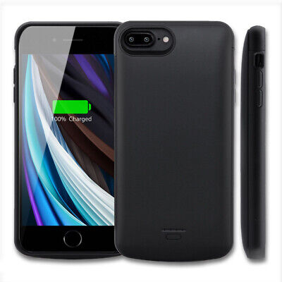 AU56.03 • Buy IPhone 7 Plus Battery Case, Apple Certified Portable Charger Extended Power Case
