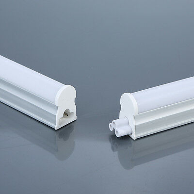 T5 Led Integrated Tube 300mm 600mm Cool White Warm White Light Power Link Cord • 31.95£