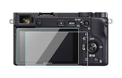 $ CDN10.03 • Buy 2X Glass Screen Protector Tempered Glass For Sony Alpha A6300 A6000 NEX-7 Camera