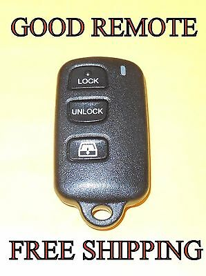 $119.95 • Buy Dealer Installed Toyota Sequoia 4runner Tacoma Tundra Keyless Remote Fob Elvatdd