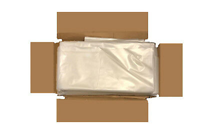 £17.95 • Buy Strong Heavy Duty Clear Plastic Rubble Bags/sacks Builders Bags All Sizes