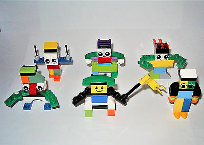$11 • Buy 6 Make Your Own Party Favors Lego Brick Block Necklaces Birthday Grab Bag Gift