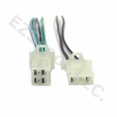 AU10.33 • Buy Cdi Electric Cable Wire Harness Plug Gy6 Scooter Moped Quad Taotao Znen Yiben