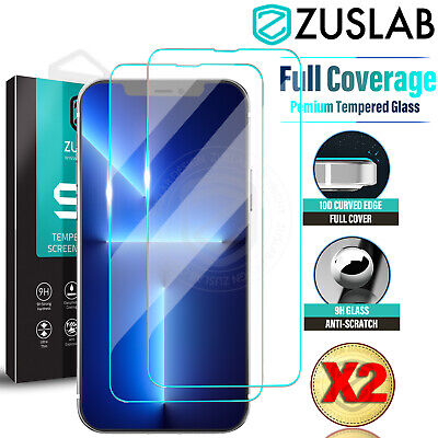AU7.95 • Buy IPhone 13 12 11 Pro XS Max XR 8 7 Plus Tempered Glass Screen Protector For Apple