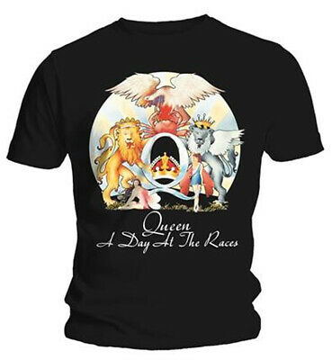 £13.99 • Buy Queen 'A Day At The Races' T-Shirt - NEW & OFFICIAL!