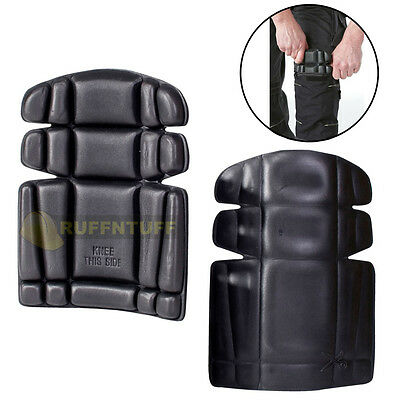 Work Wear KNEE PADS For Trousers Pants Bib + Brace Overalls Boiler Suits  • 4.50£