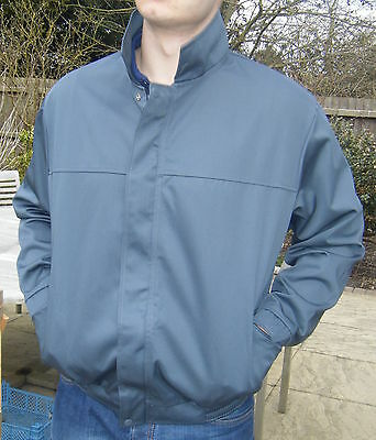 £6.95 • Buy  JACKET - BOMBER STYLE DRIVERS LINED WORK COAT - ZIP FRONT British Made  - JK60
