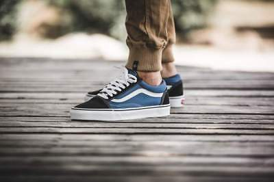 vans old skool navy uomo