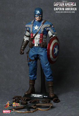$ CDN867.26 • Buy Captain America The First Avenger Hot Toys 1/6 Scale  12  New MIB
