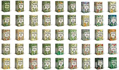Heath And & Heather Herbal Organic Teas Tea Sachets - Choose From 45+ Flavours • 3.99£