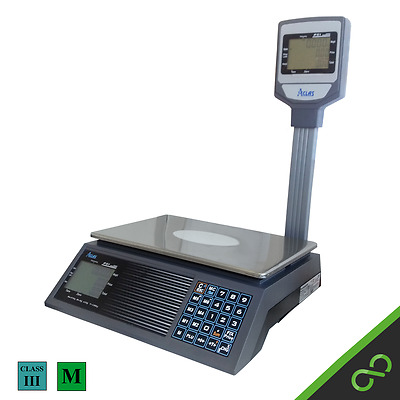 PS1 EPOS Integrated Retail Scales - BUTCHERS, DELI (Class III) *legal For Trade* • 195£
