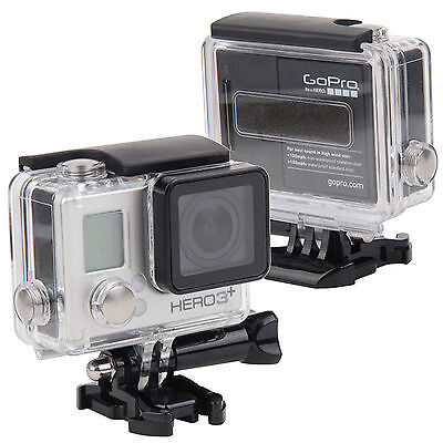 $ CDN17.52 • Buy Gopro Hero 3+ 4 Camera Underwater Housing Case Waterproof Protective Cover New
