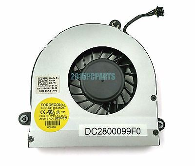 $19.90 • Buy New For DELL ALIENWARE M17x R3 R4 CPU Cooling Fan 0XVXVH 0Y34KC