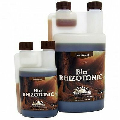Canna Bio Rhizotonic Stimulate Roots Stim Organic Plant Stress Reliever 250ml/1L • 14.95£