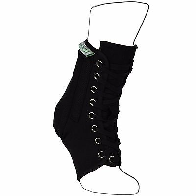 £8.99 • Buy Lace Up Ankle Support Brace Stabiliser Achilles Tendon Injury Sports Football