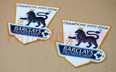 £9.99 • Buy F.A. Premier League Gold Soccer Patch / Badge 2003-2004 Arsenal Jersey