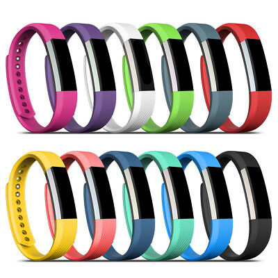 AU5.89 • Buy Wireless Bracelet Wrist Band Replacement Strap Large Small Clasp For Fitbit Alta