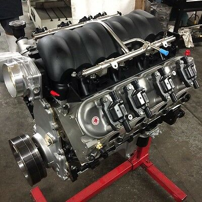 640HP GM LSX 408 Stroker Dyno Tested Crate Engine • 15,927.50$