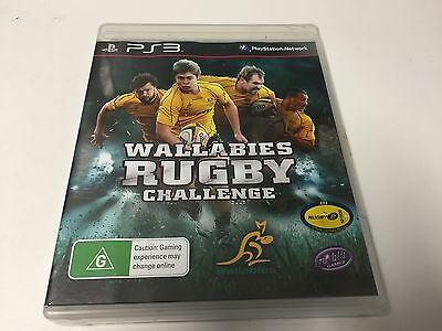 AU12 • Buy Ps3 Game Wallabies Rugby Challenge