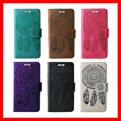 AU9.95 • Buy Leather Flip Case Magnetic Wallet Gel Cover For Apple IPhone 7 6S 6 Plus 5 8 X
