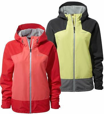 Craghoppers Apex Jacket Waterproof Ladies D Of E Recommended Kit • 39.90£
