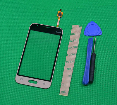 Gold Touch Screen Digitizer Replacement Part For Samsung Galaxy J1 Mini J105 • 6.46£