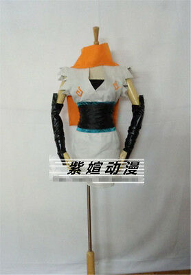 $ CDN99.58 • Buy New Sparrow Female Young Genji White Cosplay Costume Full Sets Free Shipping
