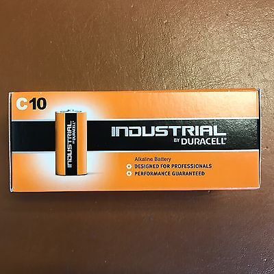 6 X Duracell C Size Industrial Procell Alkaline Batteries LR14 MN1400 BABY 2023 • 8.89£