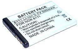 Lithium Battery For Nokia 6111, 7370 • 10.97£