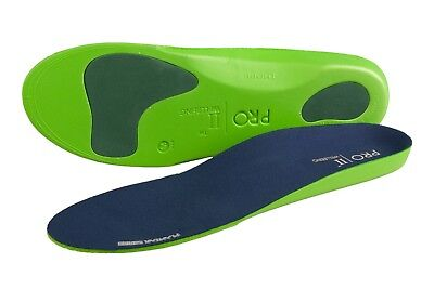 £6.45 • Buy Orthotic Insoles With Poron Met And Heel Pads For Plantar Fasciitis Relief