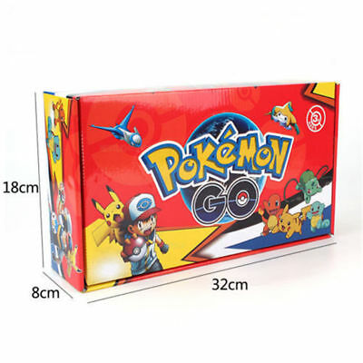 2.8'' 8Pcs Pokeball Ball Set Pokemon GO Action Figures Christmas Toy Gift UK  • 13.99£