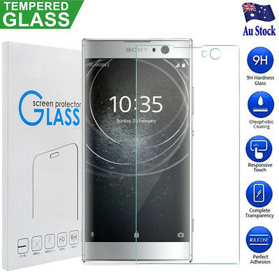 AU3.99 • Buy For Sony Xperia XA2 |XA1 | XA1 Ultra | XZ2 Tempered Glass Screen Protector Guard