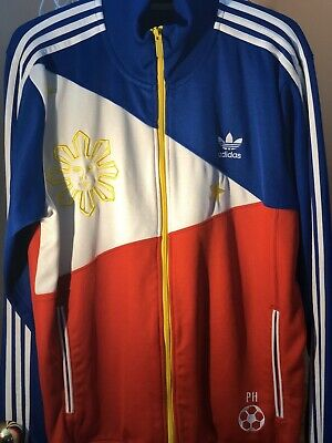 $ CDN350 • Buy Rare Adidas Philippines Jacket Size Large For Men
