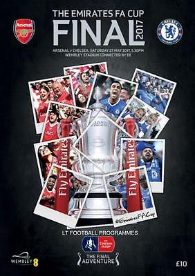 £12.99 • Buy * 2017 FA CUP FINAL PROGRAMME - ARSENAL V CHELSEA *