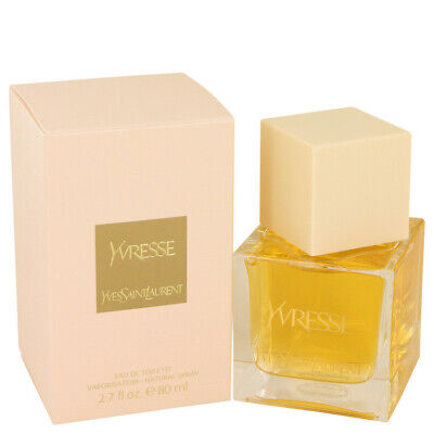 AU374.99 • Buy Yvresse 80ml Edt Spray By Yves Saint Laurent Ysl For Women's Perfume New Yves
