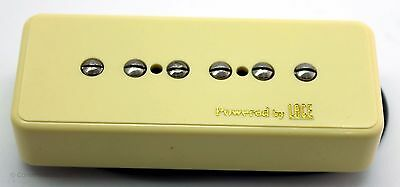 Powered By Lace® AlNiCo V P90 Soapbar - Cream Or Black Cover • 16.39£