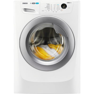 View Details Zanussi ZWF01483WR Lindo300 A+++ Rated D Rated 10Kg 1400 RPM Washing Machine • 299.00£