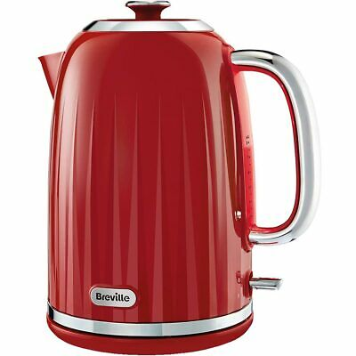 £30 • Buy Breville VKT006 Impressions Collection Red Kettle Limescale Filter 3000 Watt