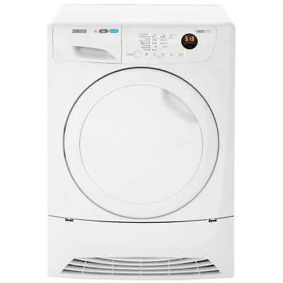 View Details Zanussi ZDH8333PZ Lindo1000 A+ Heat Pump Tumble Dryer Condenser 8 Kg White • 399.00£