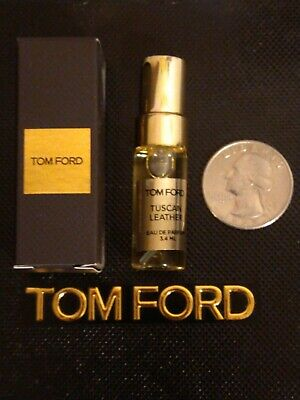 9179936c3f52 TOM FORD Authentic TUSCAN LEATHER Private Blend EDP 1.7oz 50ml 30ml Spray  Perfum • 18.59