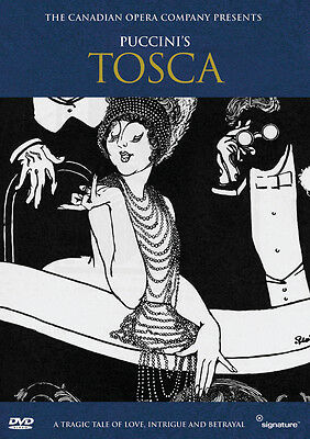 £6.24 • Buy Puccini's Tosca DVD