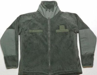 Polartec Thermal Pro L3  ECWCS GEN III Fleece Jacket Med Reg Foliage Green! • 21.99$