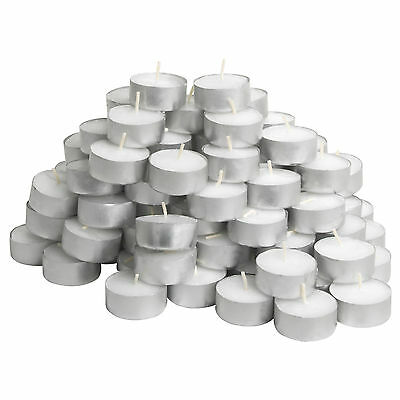 £1.85 • Buy Ikea Glimma Tea Light Lights Candles 4 Hour Burning Time- 3 Free Scented Candles