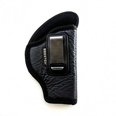 $18.99 • Buy IWB Soft Leather Holster Houston - You'll Forget You're Wearing It! Choose Model